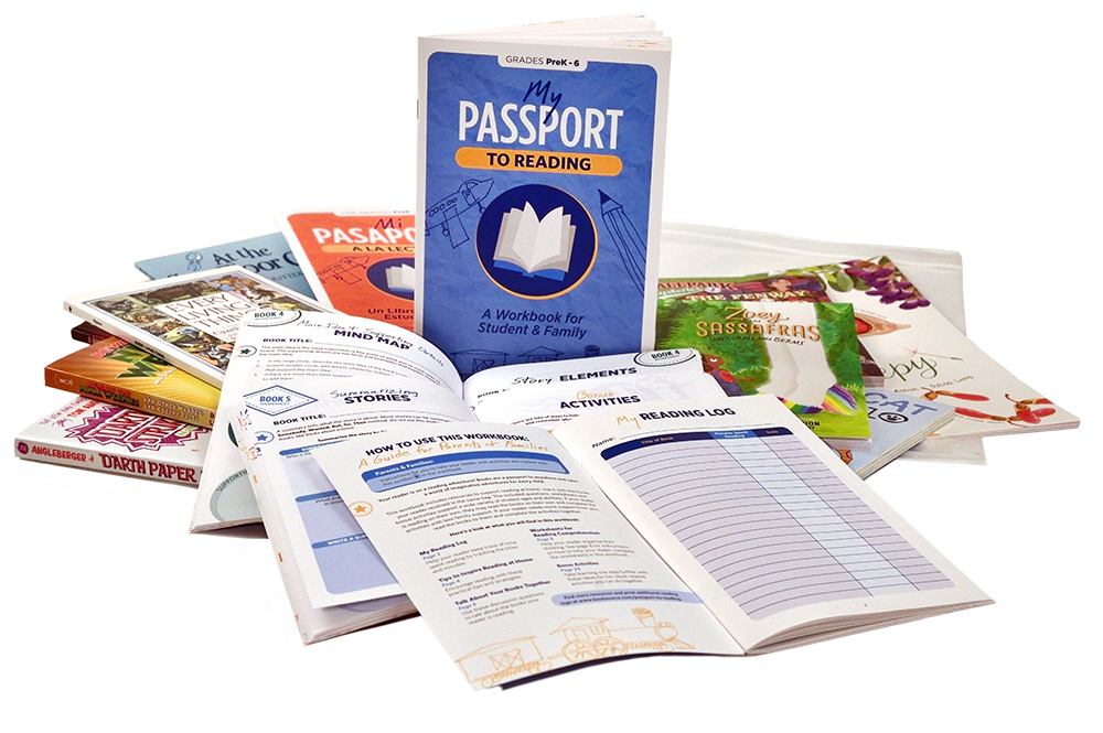 Take Home Reading Pack Image